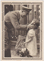 GERMANY 1939 HITLER BIRTHDAY P.ST.CARDS (5) CPL.SET Mi P 278/01-05 MINT - Allemagne