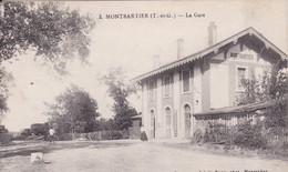 82 Tarn Et Garonne Montbartier La Gare - Frankreich