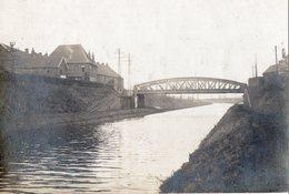 PHOTO - 59 - ARLEUX - Canal Du Nord - Arleux