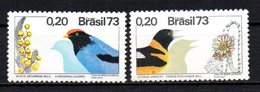 BRAZIL 1973 MINT MNH - Brésil