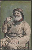 A Cornish Fisherman, C.1905-10 - Argall's Postcard - England