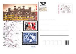 Rep. Ceca / Cart. Postali (Pre2016/21) 75 ° Anniversario Dell'attacco Dell'Unione Sovietica Della Germania Nazista 1941 - Geografia