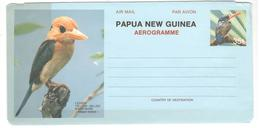 8150 - Aerogramme - Papua Nuova Guinea