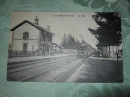 Le Vauriat La Gare - France