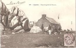 Dépt 29 - LANDUNVEZ - Argenton - Corps De Garde Des Douanes (douaniers) - G. B. N° 169 - France