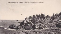 29 - OUESSANT  - Grève Et Récifs De Pors-Milin, Près Le Créach  / PAS COURANTE - Ouessant