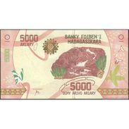TWN - MADAGASCAR NEW - 5000 5.000 Ariary 2017 Prefix A UNC - Madagascar
