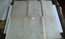 VP13. 032 PARIS - Plan 66 X 55 Immeuble Du 71 Avenue P. DOUMER - Brigitte BARDOT Habita De 1956 A 1971 Dans Cet Immeuble - Architecture