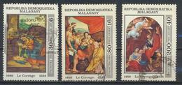 °°° MADAGASCAR - Y&T N°711/13 - 1984 °°° - Madagascar (1960-...)