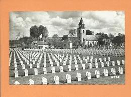 CPSM -  2 - Condé Folie -(Somme) - Cimetière Militaire National - Frankrijk