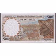 TWN - CENTRAL AFRICAN REPUBLIC (C.A.S.) 301Ff - 500 Francs 1999 UNC - Centrafricaine (République)