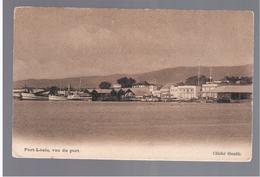 MAURITIUS Port - Louis Vue Du Port Cliche Gentil Ca 1910 OLD POSTCARD 2 Scans - Mauritius