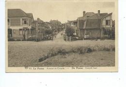 De Panne Avenue De Coxyde - De Panne