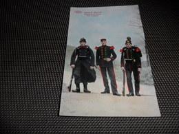 Armée Belge   Régiment Du Génie - Régiments