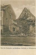 Wittelsheim (68, Alsace) - Carte Postale - En Souvenir Du Centenaire De La 1ere Guerre Mondiale. - France