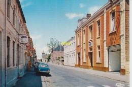 Bauvin  Rue Jean Jaures La Mairie La Poste - France
