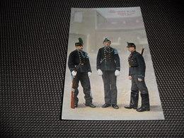 Armée Belge   Régiment Du Train - Régiments