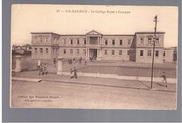 MAURITIUS Le College Royal A Curepipe Ca 1910 OLD POSTCARD 2 Scans - Mauritius