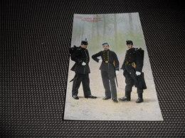Armée Belge   Bataillon D' Administration - Régiments