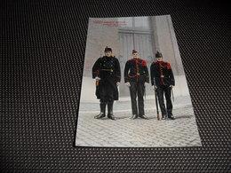 Armée Belge   Artillerie De Forteresse - Régiments