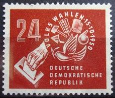 ALLEMAGNE Rép.démocratique               N° 27                   NEUF** - [6] République Démocratique