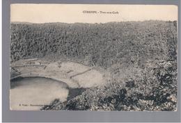 MAURITIUS Curepipe Trou-aux-Cerfs Ca 1910 OLD POSTCARD 2 Scans - Mauritius