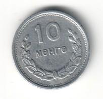 Mongolia 10 Mongo 1959 - Mongolia