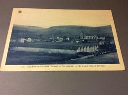 88 COLROY LA GRANDE La Fabrique ( Ex DIM )    Cachet Postal LUBINE                         976/983 - Colroy La Grande