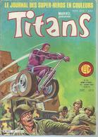 TITANS N° 33 - LA GUERRE DES ETOILES   - 1981 - Titans