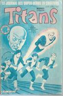 TITANS N° 59 - LA GUERRE DES ETOILES   - 1983 - Titans