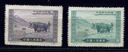 Chine  ** N° 969/770 -  Boeuf - Fattoria