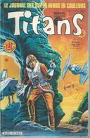 TITANS N° 67 - LA GUERRE DES ETOILES   - 1984 - Titans