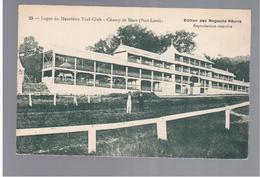 MAURITIUS Port Louis Loges Du Mauritius Turf-Club  Champ De Mars Ca 1910 OLD POSTCARD 2 Scans - Mauritius