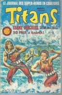 TITANS N° 75 - LA GUERRE DES ETOILES   - 1985 - Titans