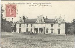 Loire Atlantique : St Etienne De Montluc, Chareau De La Rouillonnais - Saint Etienne De Montluc