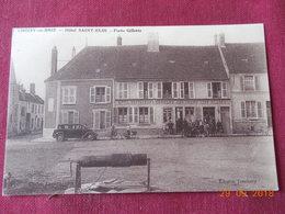 CPA - Choisy-en-Brie - Hôtel Saint-Héloi (Propriétaire Charles Jonchéry) - Porte Gillette - Autres Communes