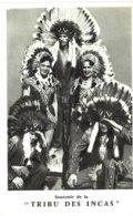 Souvenir De La Tribu Des Incas. - Indiens De L'Amerique Du Nord