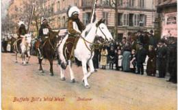 Buffalo Bill S Wild West  Indianer. - Indiens De L'Amerique Du Nord