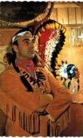 Max Oné-onti Gros Louis Grand Chef Des Hurons. - Indiens De L'Amerique Du Nord