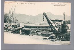 MAURITIUS Port Louis Albion Dock Ca 1910 OLD POSTCARD 2 Scans - Mauritius