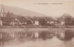 SEYSSEL - Les Quais Du Rhône - Seyssel