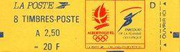 France.carnet 2715-c1.carnet De 8 Timbres 1991.neuf Non Plié. - Carnets