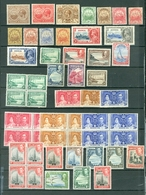 BERMUDA LOT Of 52 Royals Views Ships MOSTLY MINT(SOME MNH) Cat $140 WYSIWYG A04s - Bermudes