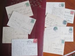 Un Album De Famille  260 Cartes  Diverse Est De La France Et Etranger - 100 - 499 Postkaarten