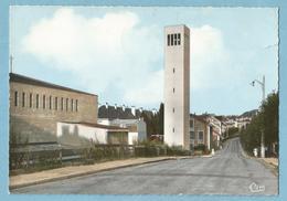 F0115  CP  SAINT-CYR-L'ECOLE  (Yvelines)   L'Eglise   ++++++++++++++++++ - St. Cyr L'Ecole