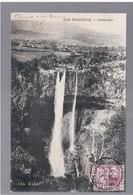 MAURITIUS Cascade Ca 1910 OLD POSTCARD 2 Scans - Mauritius