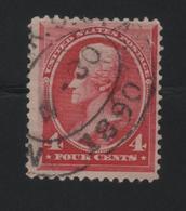 USA 143 MICHEL 56 - 1847-99 Emisiones Generales