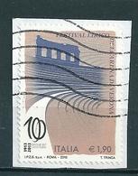 2013 ARENA VERONA FESTIVAL LIRICO  1,90 USATO Da Foglietto - 6. 1946-.. Repubblica