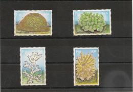 FIJI  Faune Marine Année  1989 N°Y/T : 603/606** - Fidji (1970-...)