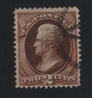 USA 133 MICHEL 37 I  SCOTT 157 - 1847-99 Emisiones Generales